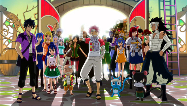 FAIRYTAIL TVアニメ ファイナルシリーズ 放送開始 ティザービジュアル に関連した画像-01