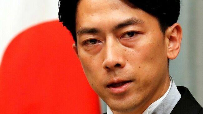 小泉進次郎 ポエム 河野太郎 総裁選に関連した画像-01
