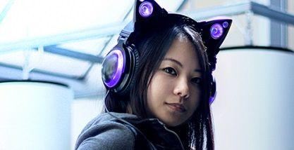 猫耳 ヘッドホンに関連した画像-01