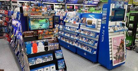 PSVita 売れてない 海外 外国人 日本 ゲーム売り場 扱いに関連した画像-01