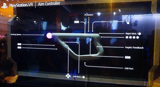 PS VR ガンコントローラーに関連した画像-04