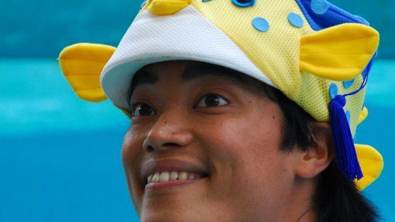 さかなクン 非公表 年齢 40歳 ドランクドラゴン 鈴木拓 同級生に関連した画像-01