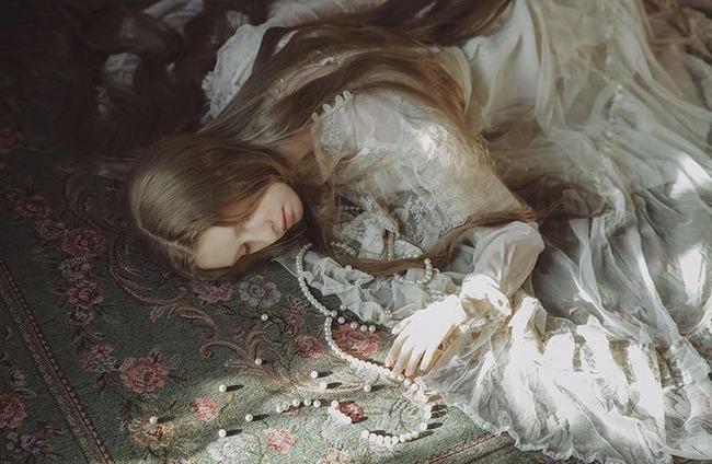 ミラナ・アンジェラバ 美女 絵画に関連した画像-05