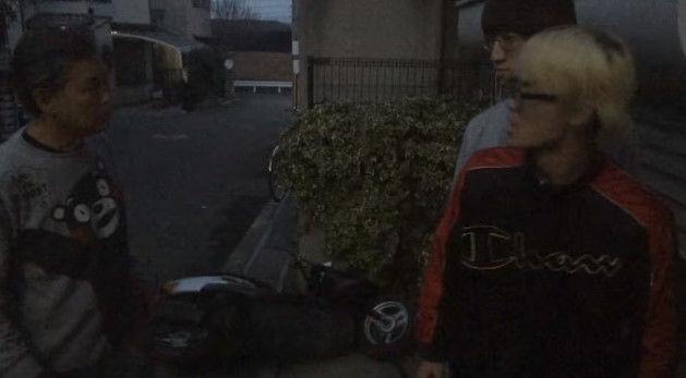 PS4 破壊 親父 ハンマー たむちん 逆襲 原付バイクに関連した画像-15