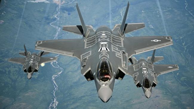 「F-35戦闘機を105機も買うとか信じられない!」という人はこれを見ろ!これでもまだ買い過ぎというのか!?