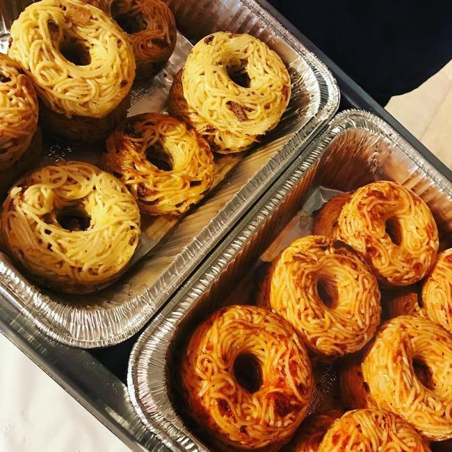 アメリカ スパゲティ ドーナツに関連した画像-04