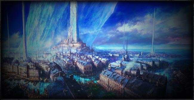 FF16 ファイナルファンタジー16 ワールドマップ ティザーサイト ビジュアルに関連した画像-04