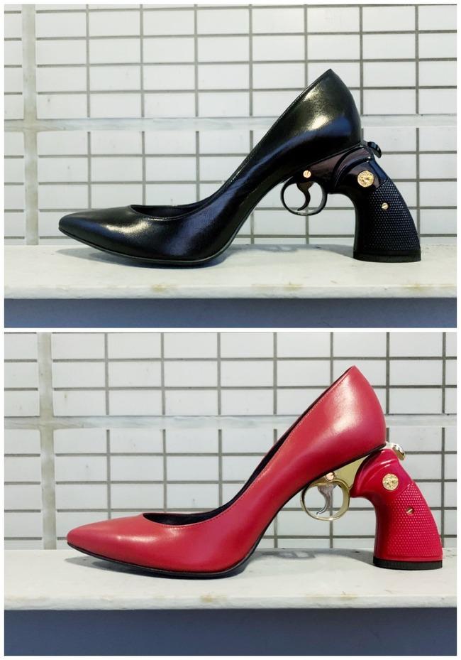 話題 Twitter 靴 銃 ベヨネッタに関連した画像-02