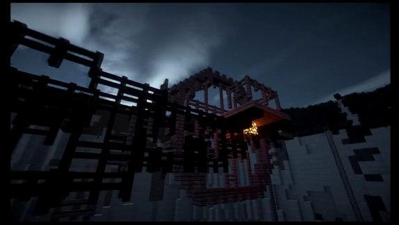 天空の城ラピュタ マインクラフト マイクラ 職人 完全再現に関連した画像-10