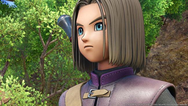 ドラゴンクエスト11 ドラクエ11 比較 3DS PS4 グラフィックに関連した画像-14