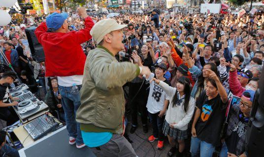 SEALDs 渋谷 デモに関連した画像-01