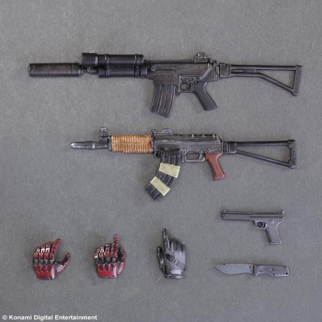 小島秀夫 メタルギアソリッド5 MGS5 キービジュアル ヴェノム・スネークに関連した画像-05