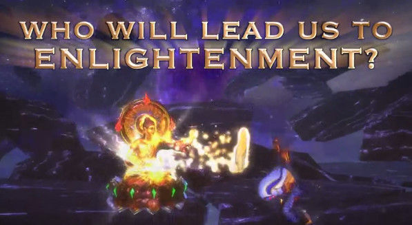 ファイトオブゴッド FOG 格ゲー 神 ブッダ キリスト ゼウス オーディン アヌビス 天照に関連した画像-05