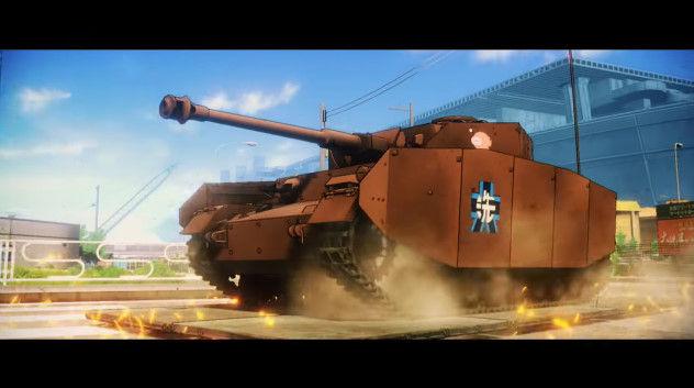 ガルパン ガールズ&パンツァー 最終章 PS4 ドリームタンクマッチ オンラインゲームに関連した画像-10