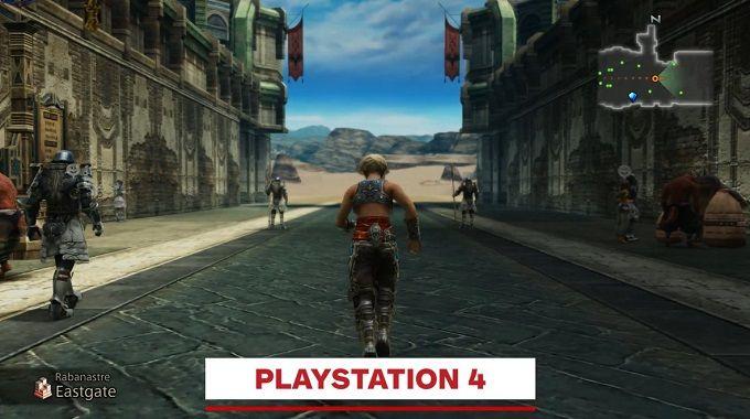 PS4 PS2 ファイナルファンタジー12 FF12 ゾディアックエイジに関連した画像-04