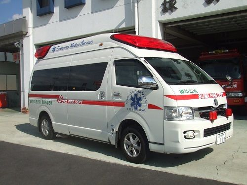 救急車 消防士長 財布 盗難 ICカード 泥酔 タクシー 救急隊に関連した画像-01