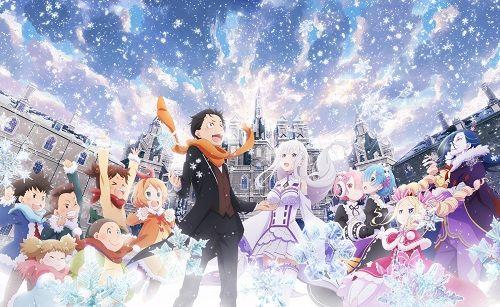 『Re:ゼロから始める異世界生活』新作エピソード、10月6日より劇場公開決定!!