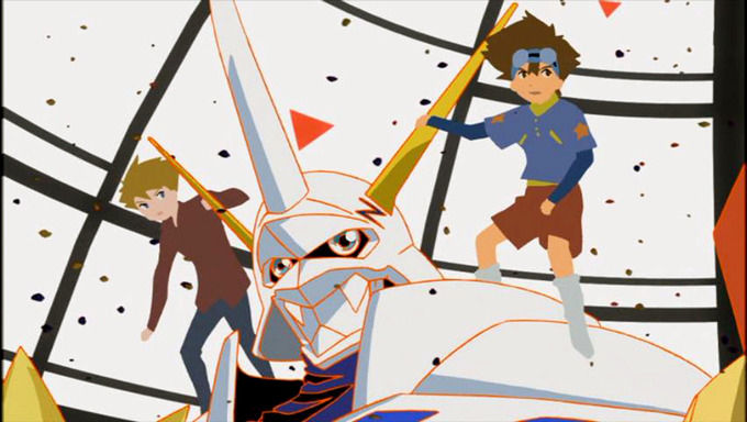 『デジモンアドベンチャー ぼくらのウォーゲーム!』 が無料配信中! 細田守監督作品、サマーウォーズの原点!