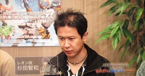 杉田智和 髪型 イケメン 龍が如く 田中シンジ ハゲ 薄毛に関連した画像-01