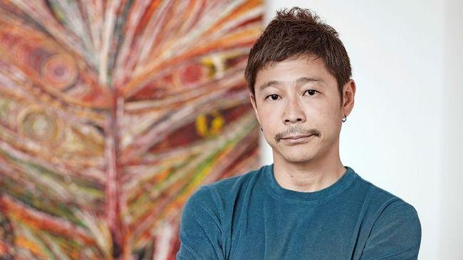 前澤社長 アンチ反応 理由に関連した画像-01