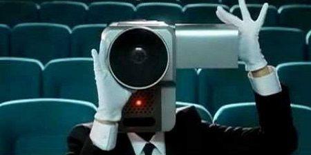 あの「映画泥棒」がついにLINEスタンプとして登場wwwwwパトランプ男もいるぞwwwww