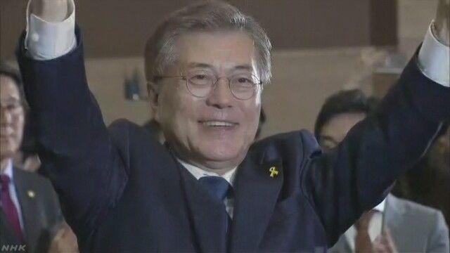 韓国 大統領 ムン・ジェインに関連した画像-01