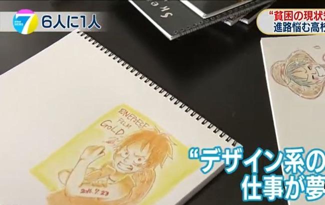 捏造 NHK 貧困 JK 女子高生 アニメグッズ 散財 発覚 批判 に関連した画像-05