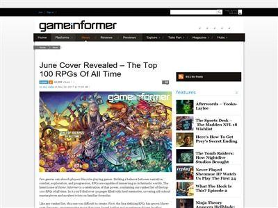 RPG 史上最高 スカイリム FF6 クロノトリガーに関連した画像-02