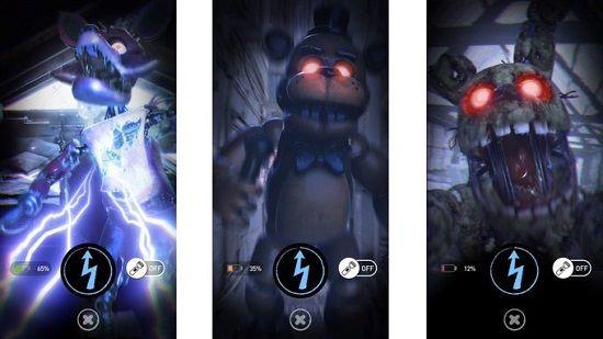 FNAFARゲームアプリに関連した画像-01