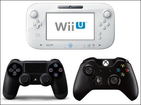 WiiU PS4 XboxOneに関連した画像-01