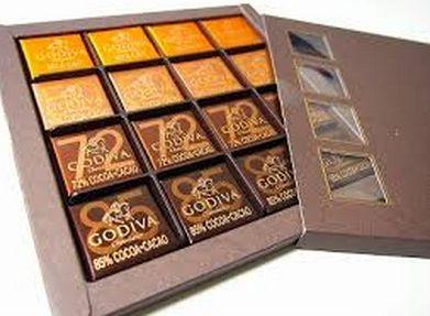 ゴディバ チョコレートに関連した画像-01
