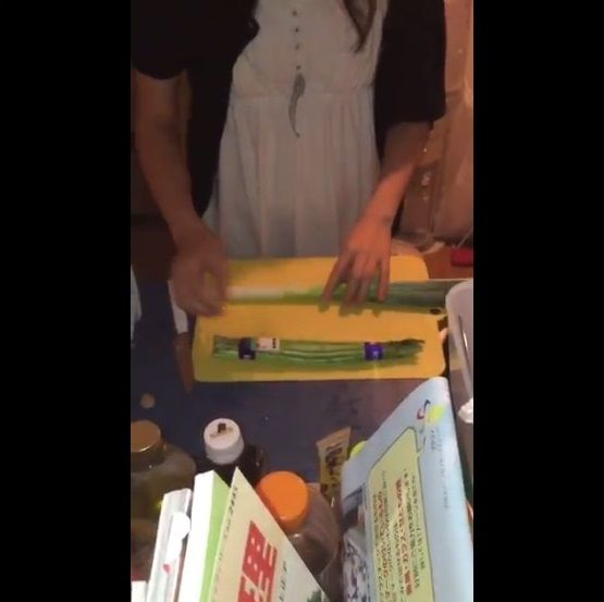 やしろあずき 料理中 実況中継に関連した画像-02