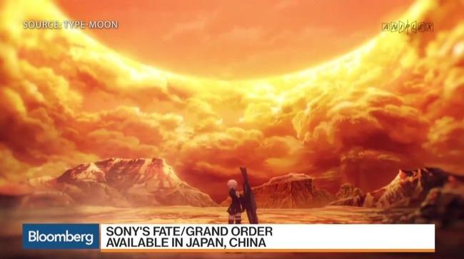 海外 ニュース ブルームバーグ ポケモンGO ライバル スマホゲーム FGO Fate GrandOrderに関連した画像-04