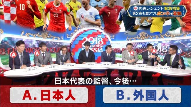 日本代表 ワールドカップ W杯 ラモス 監督 日本人 外国人に関連した画像-02