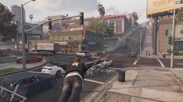 グランド・セフト・オート GTA フックショットに関連した画像-04