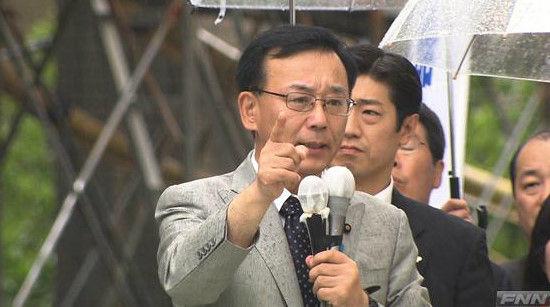 谷垣禎一幹 チョン 自民党 街頭演説に関連した画像-01