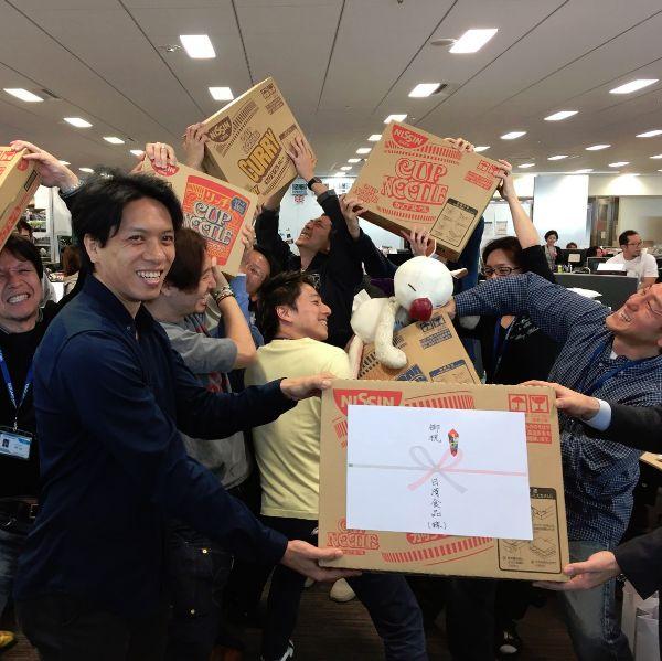 FF ファイナルファンタジー 日清 カップヌードル CMに関連した画像-02