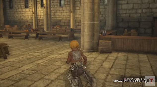 進撃の巨人 PS4 ゲーム PVに関連した画像-19