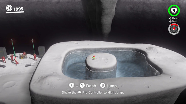 ニンテンドースイッチ スーパーマリオオデッセイ バグ カエルに関連した画像-04
