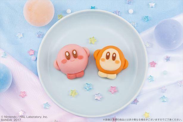 カービィ 和菓子 に関連した画像-01