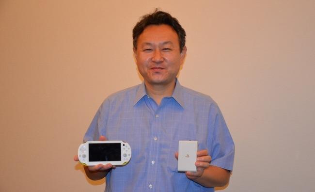 ソニー吉田修平氏『PSVR』の苦戦理由や『PSVita』終了について語る