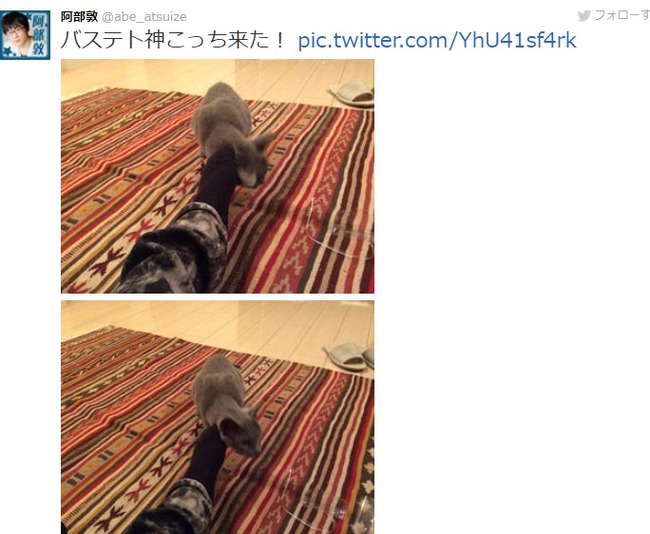 植田佳奈 阿部敦 結婚 付き合う カップルに関連した画像-10