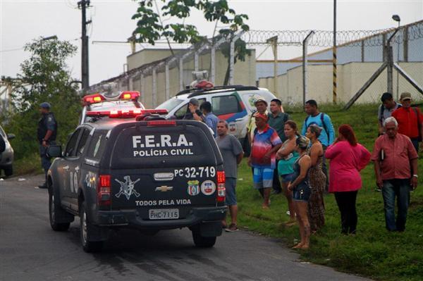 ブラジル 暴動 脱走に関連した画像-04