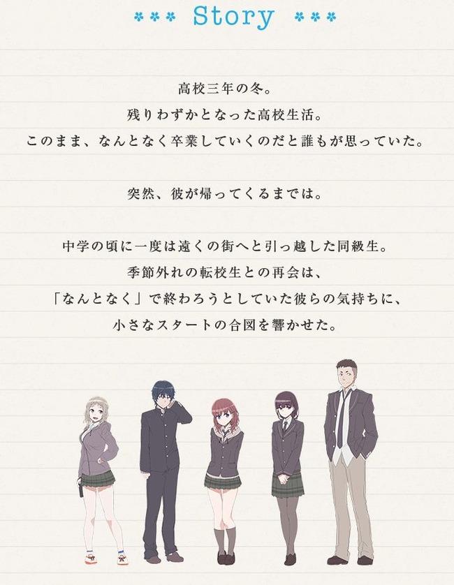 月曜日のたわわ 比村奇石 鴨志田一 オリジナルアニメ 制作決定 に関連した画像-02