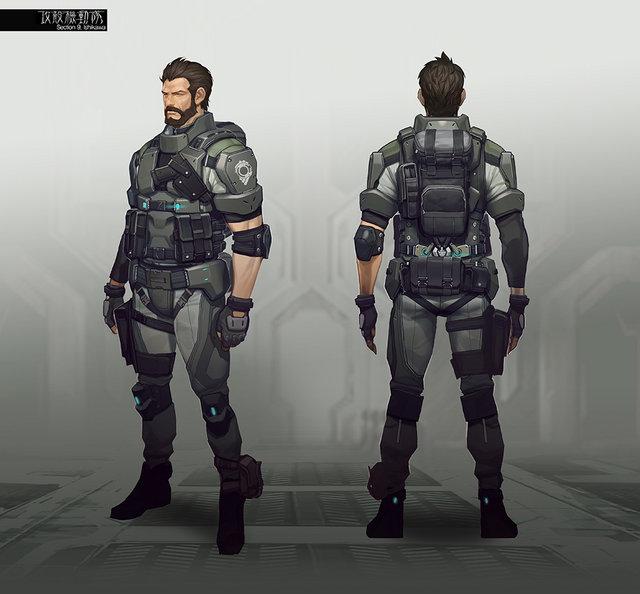 攻殻機動隊オンラインに関連した画像-09