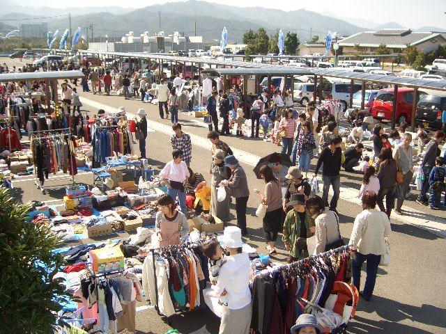 フリーマーケット フリマに関連した画像-01