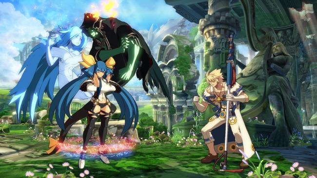 ギルティギア レベレーター ディズィー 追加 参戦 DLCに関連した画像-04