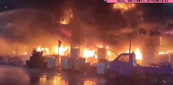 台湾ビル火災46人死亡に関連した画像-01