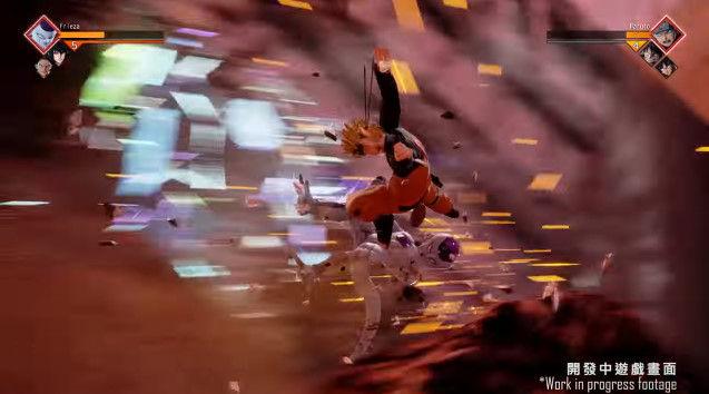 ジャンプフォース プレイ動画 ワンピース ナルト ドラゴンボールに関連した画像-23