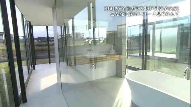 ドリームハウス 丸見え ガラス張り 空き家に関連した画像-05